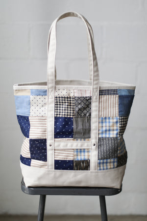 Reclaimed Market Tote No. 017