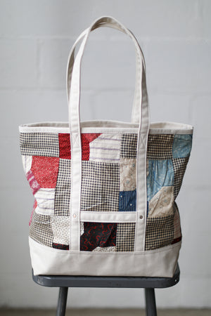 Reclaimed Market Tote No. 024