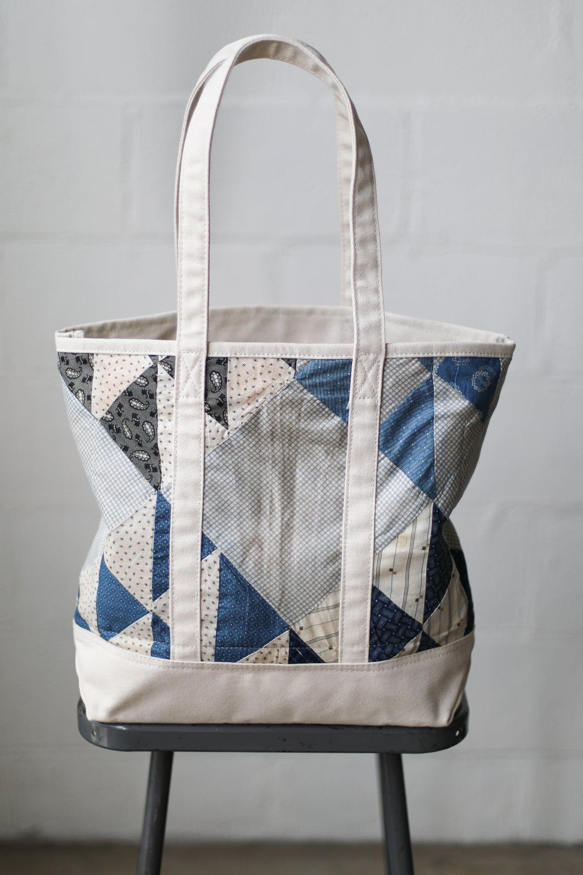 Reclaimed Market Tote No. 002