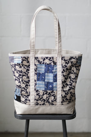Reclaimed Market Tote No. 046