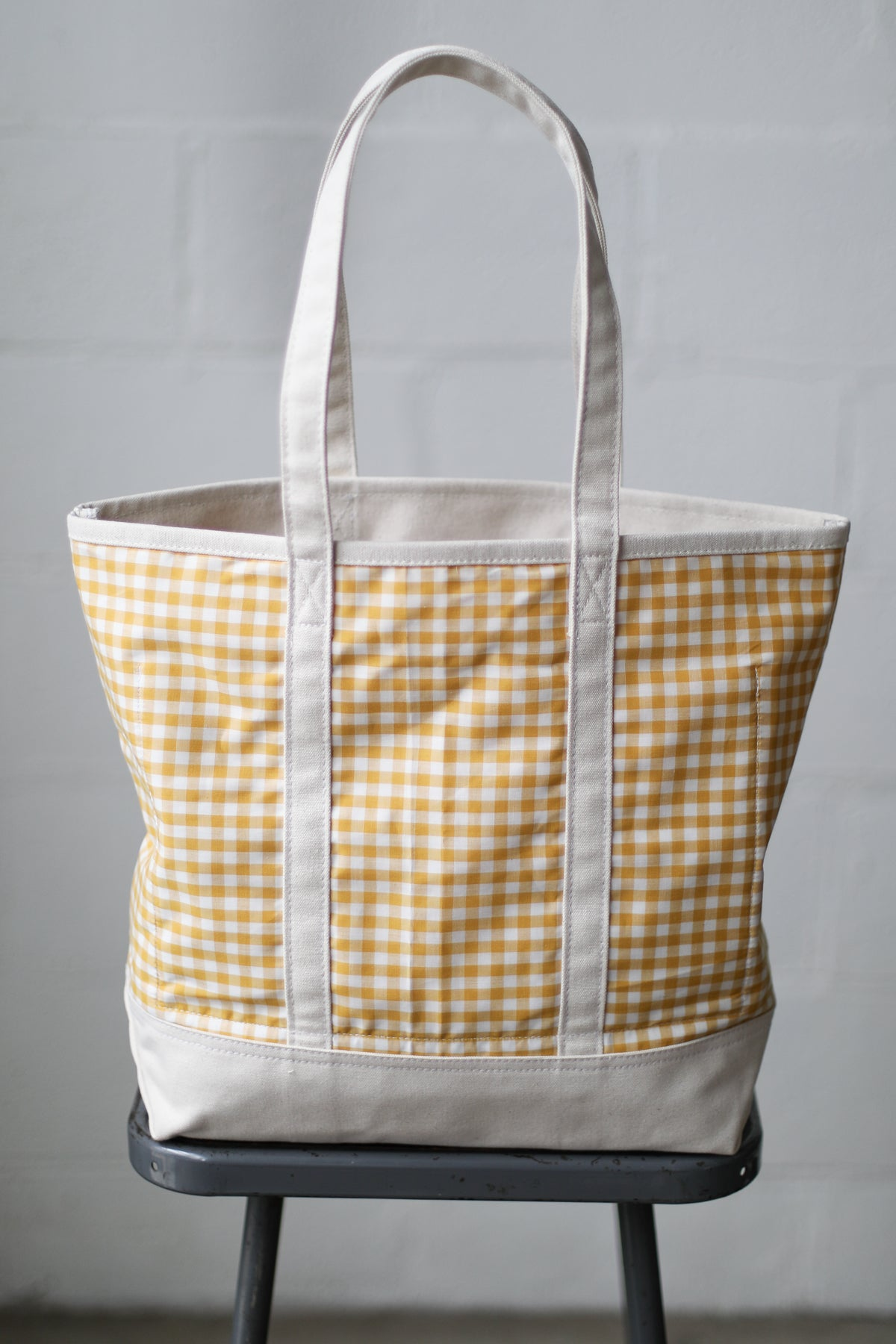 Reclaimed Market Tote No. 040