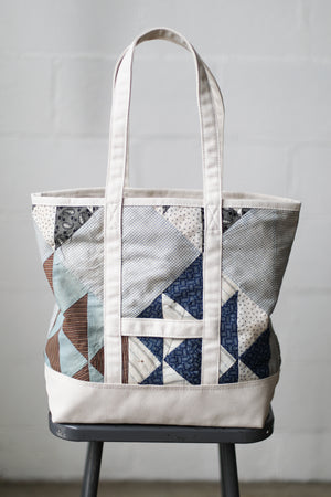 Reclaimed Market Tote No. 015