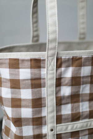 Reclaimed Market Tote No. 016