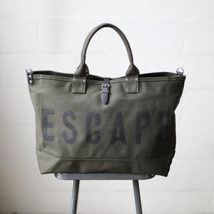 ESCAPE Cargo Bag in Olive
