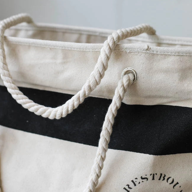 Forestbound Canvas Rope Tote