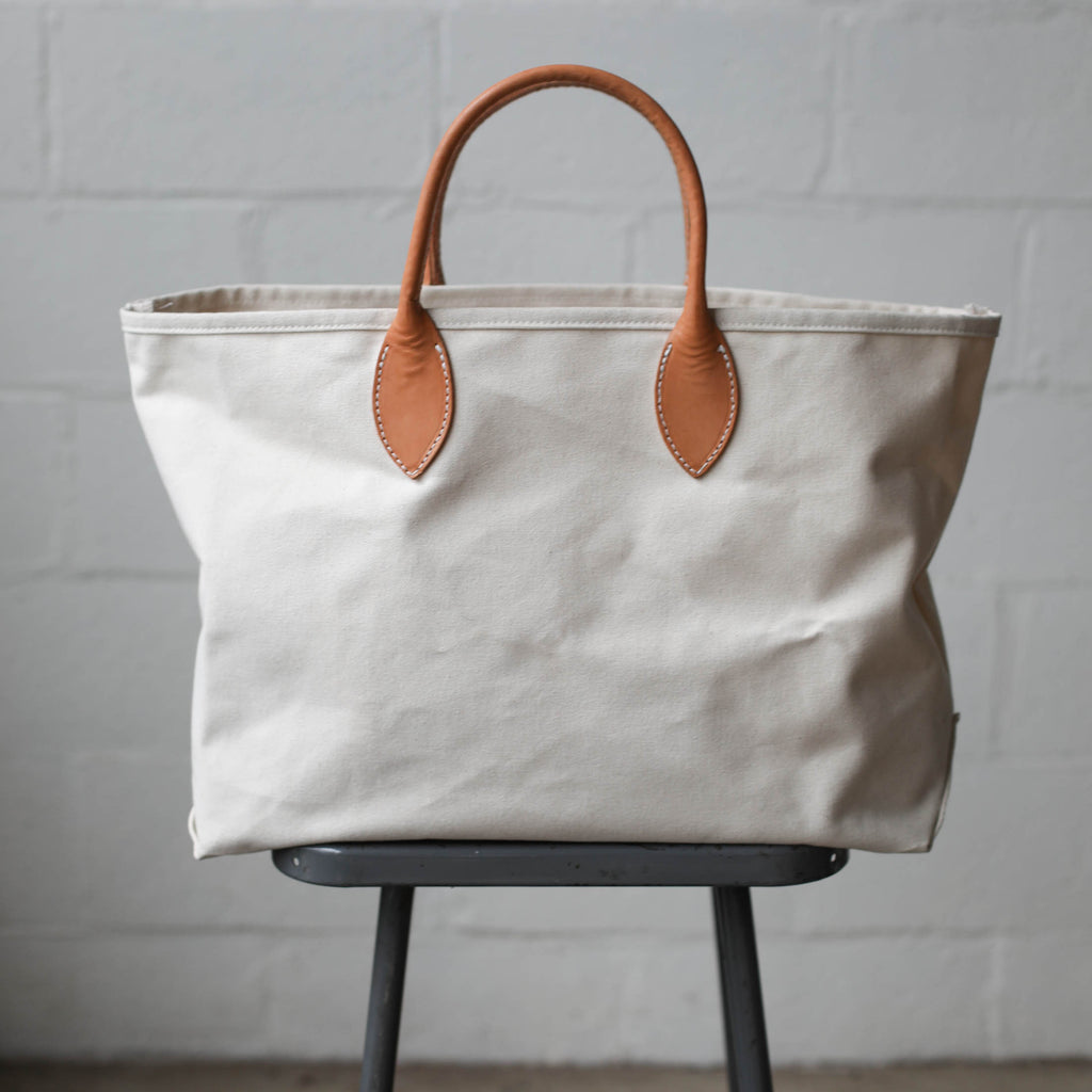 Simple Canvas Tote - Sample