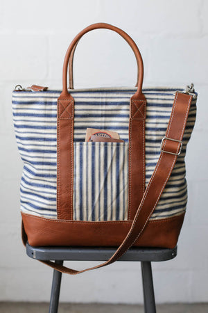Shoulder Strap for Salvaged Canvas Tote Bags