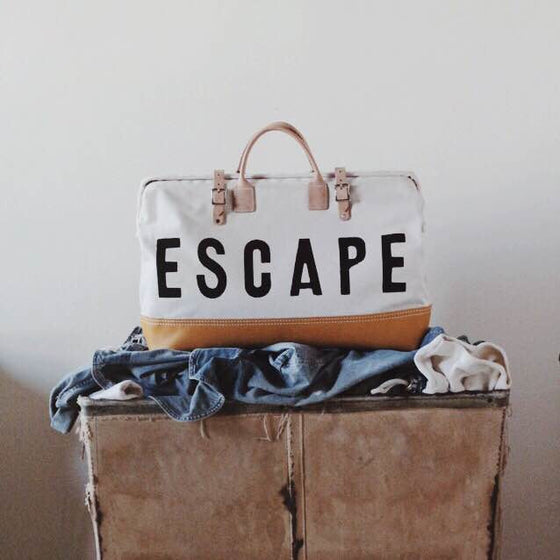 ESCAPE Weekender Bag - Second