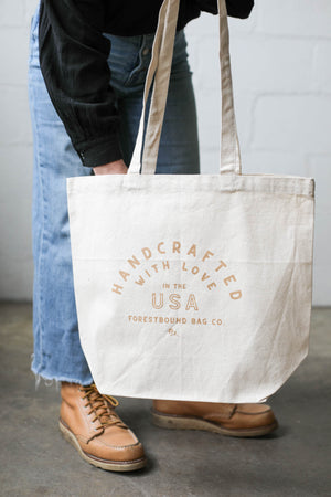 Handmade With Love Tote