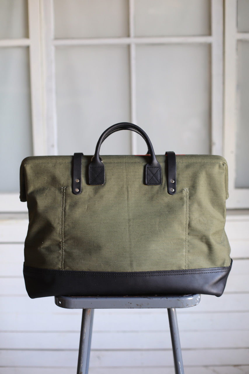 1940's era Canvas Traveler