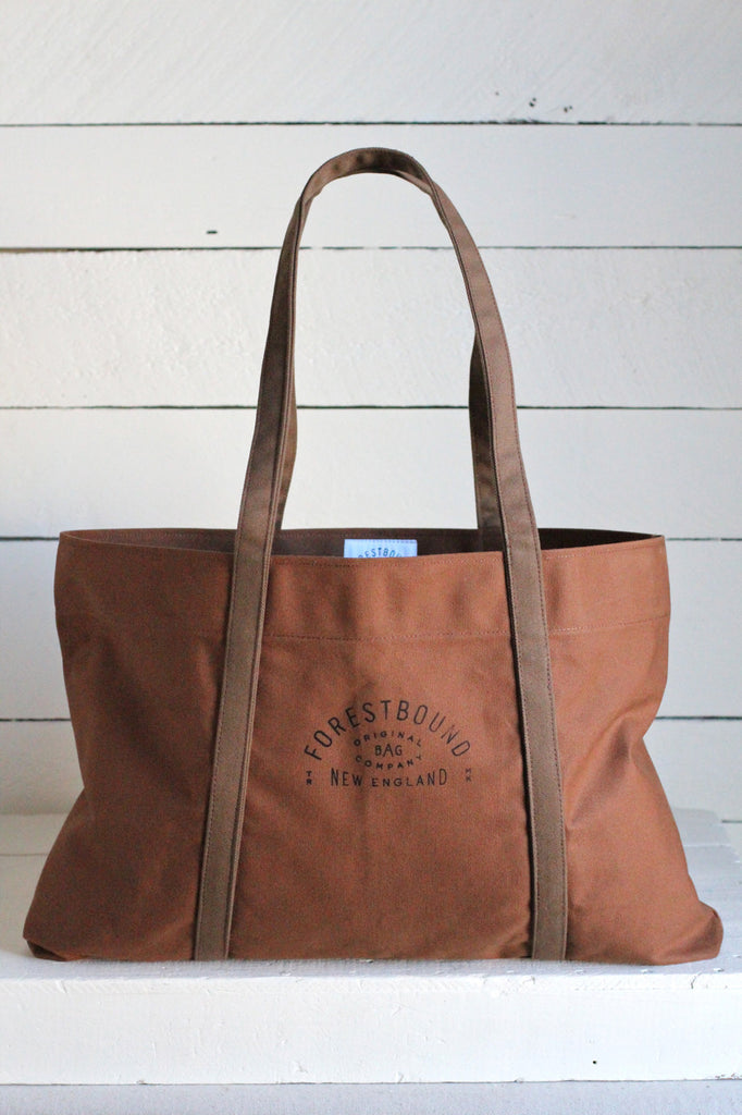 Extra Large Forestbound Market Bag