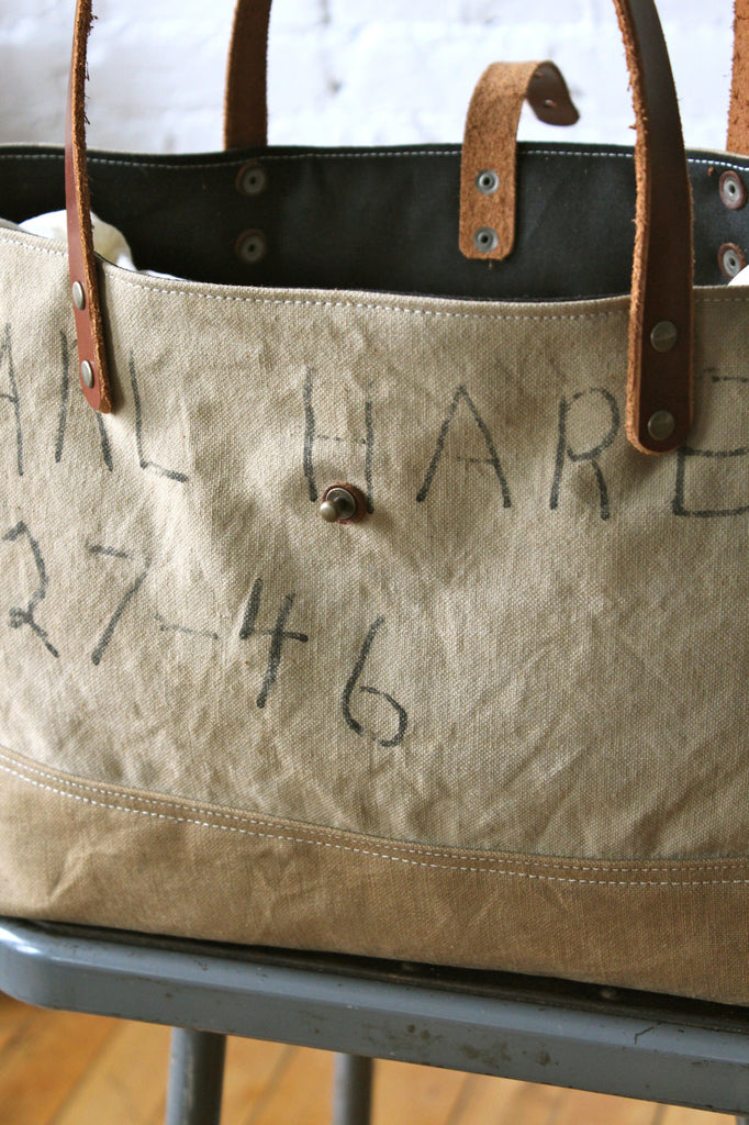 1940's era Pearl Harbor Carryall