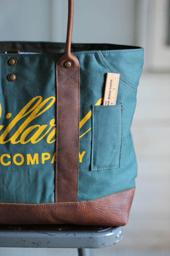 1960's era Work Apron Carryall