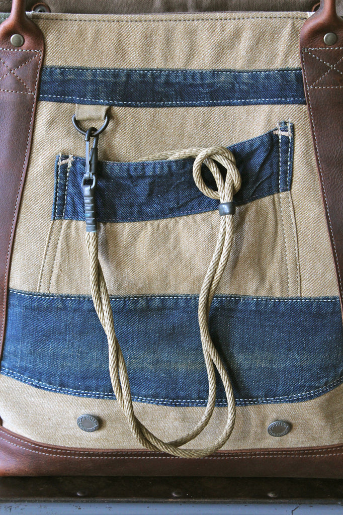 1930's era Lineman's Jacket Carryall