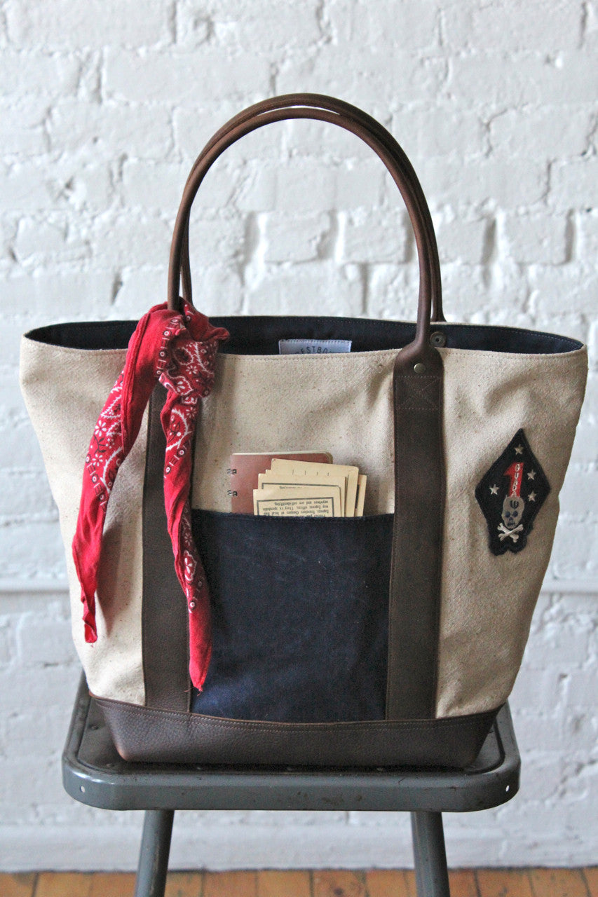 1950's era Seed Bag Carryall