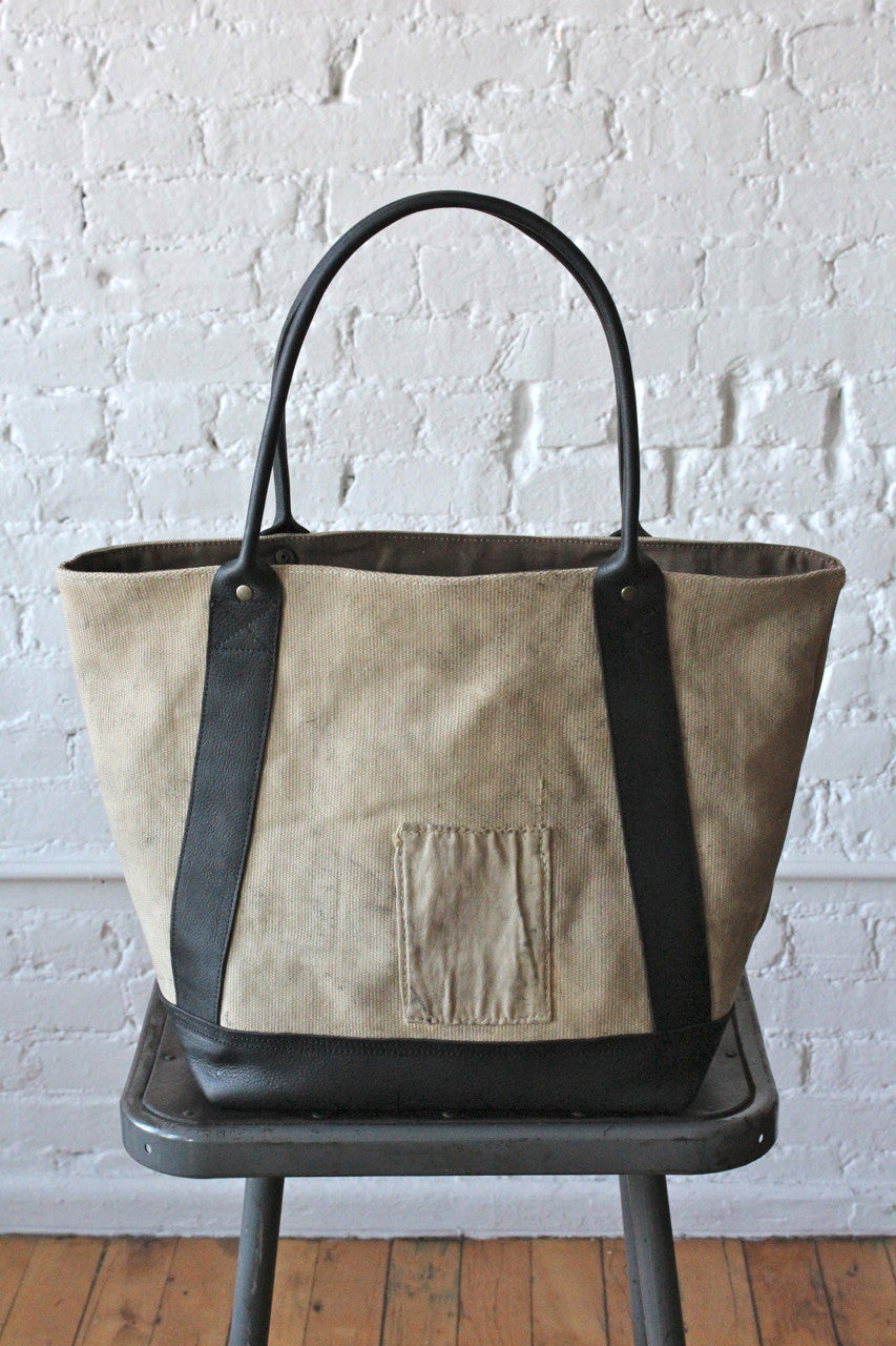 WWII era US Navy Sea Bag Carryall