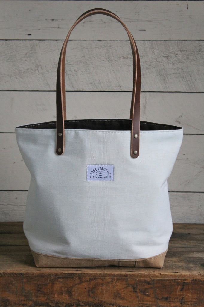 1940's era Cloud & Star Tote Bag