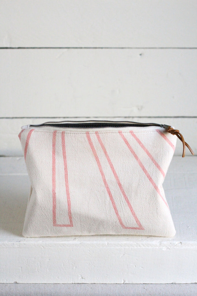 1950's era Canvas Utility Pouch