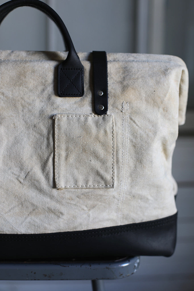 WWII era USN Canvas Traveler
