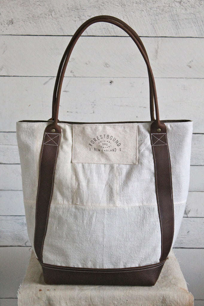 Costs More Worth It Canvas Carryall