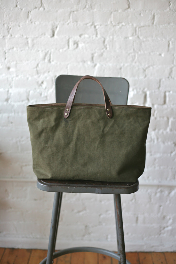 WWII Canvas Tote Bag