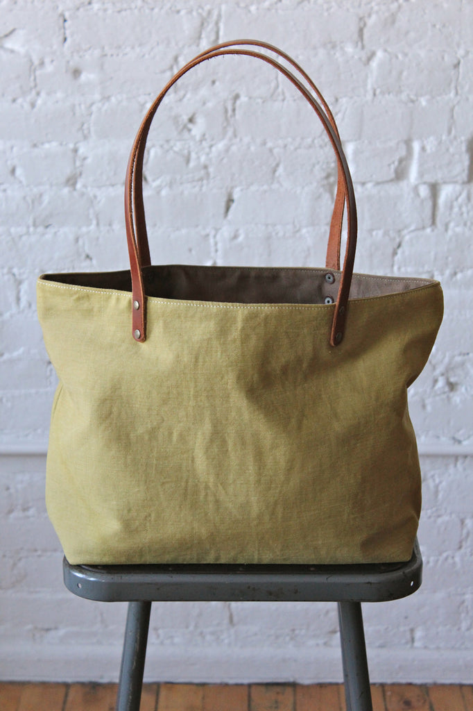WWII era Thunderbird Canvas Tote Bag