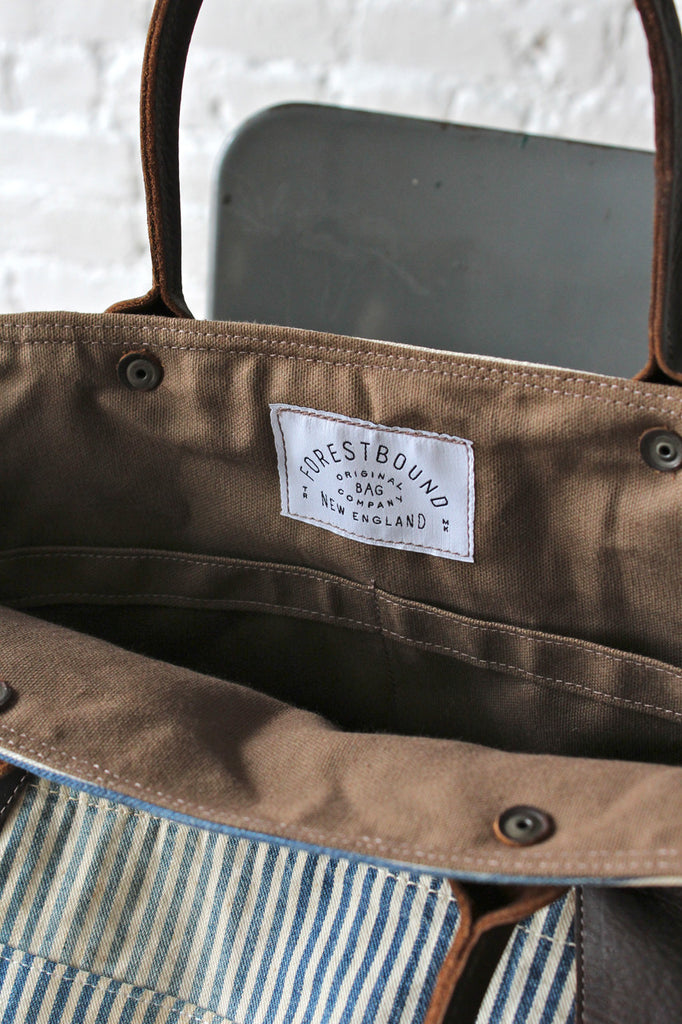 1940's era Work Apron Carryall