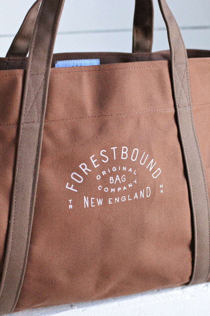 Forestbound Market Bag