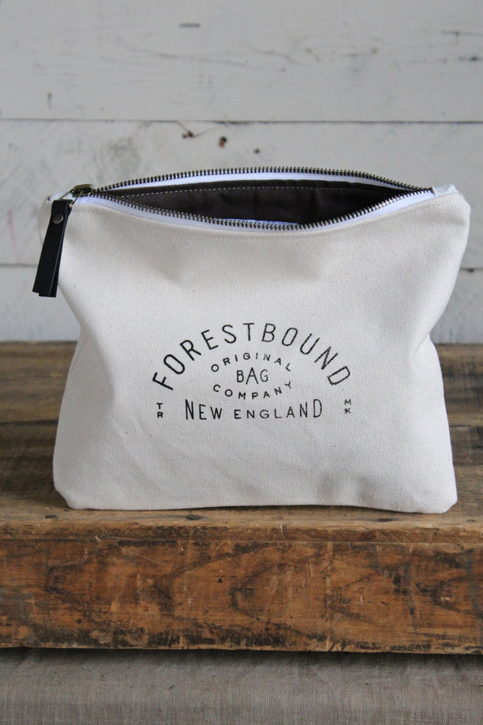 Forestbound Printed Utility Pouch