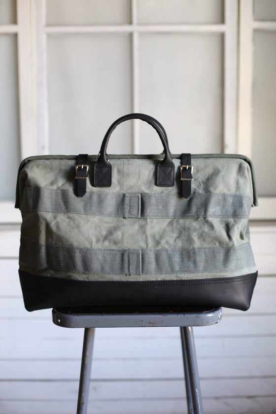 1950's era Canvas Traveler
