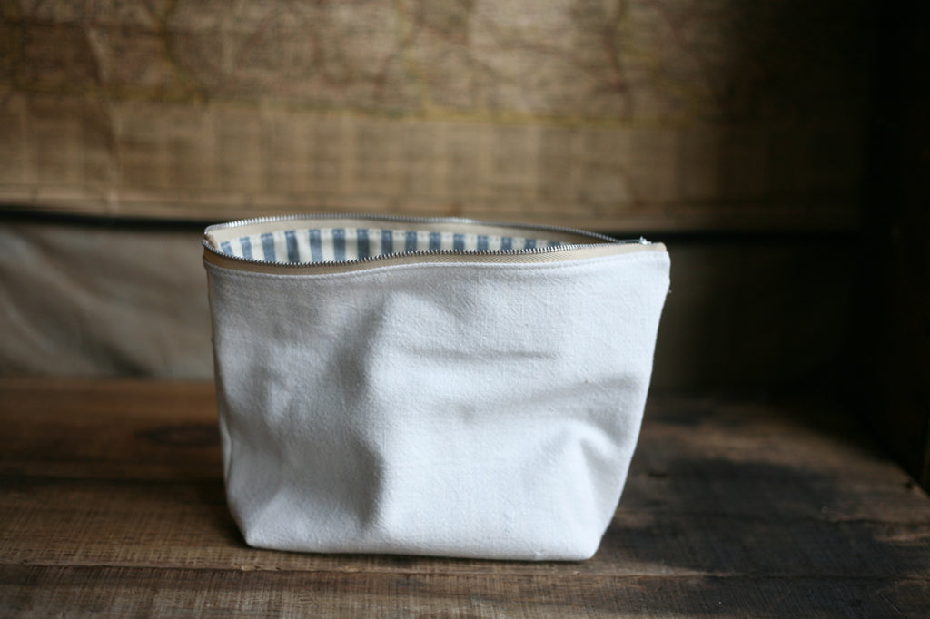 1940's era Sugar Sack Utility Pouch - SOLD