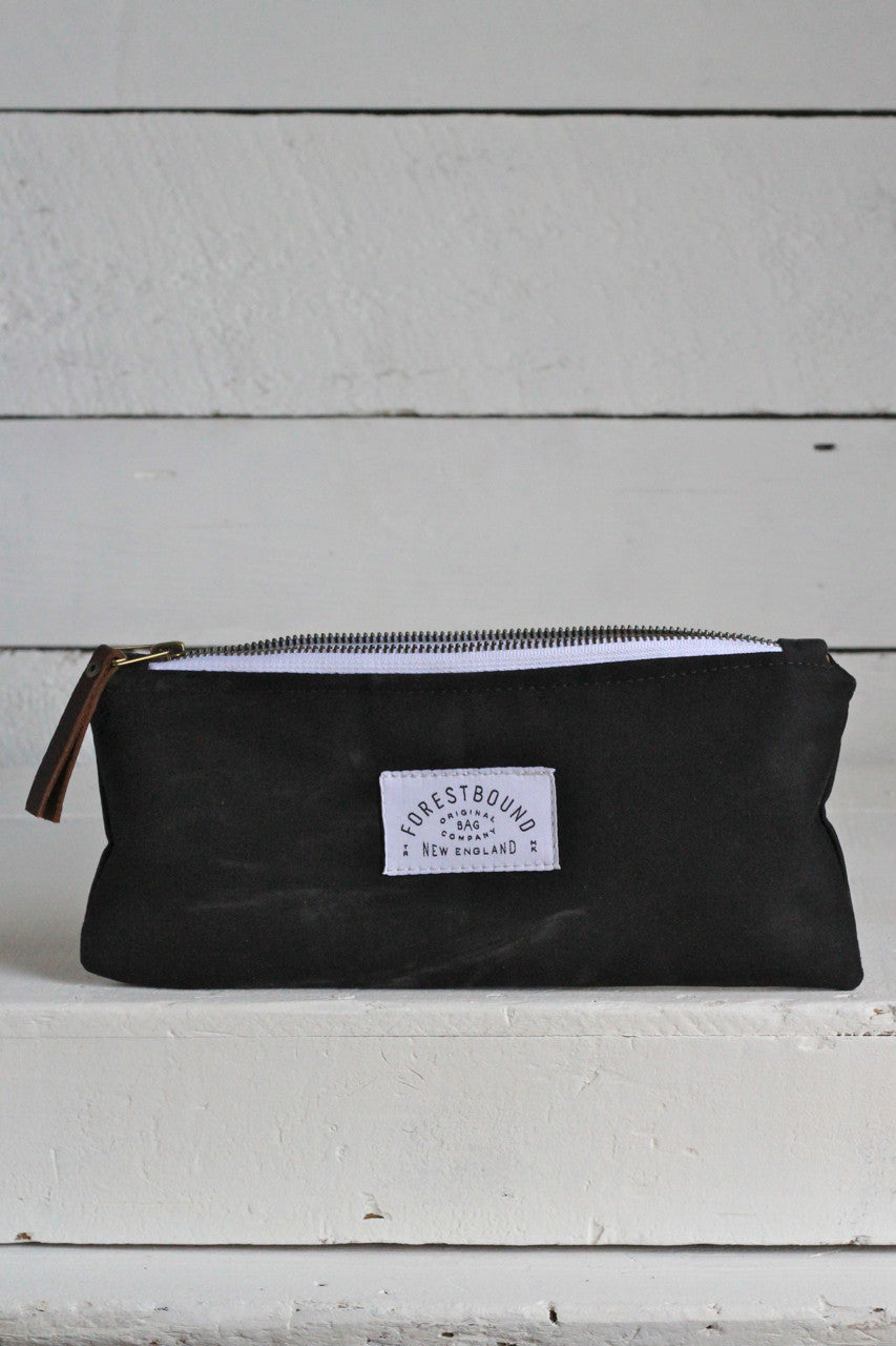 WWII era US Navy Canvas Utility Pouch