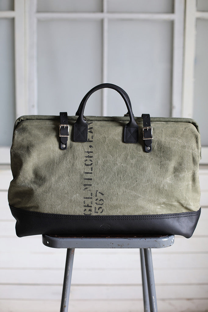 WWII era Canvas Traveler