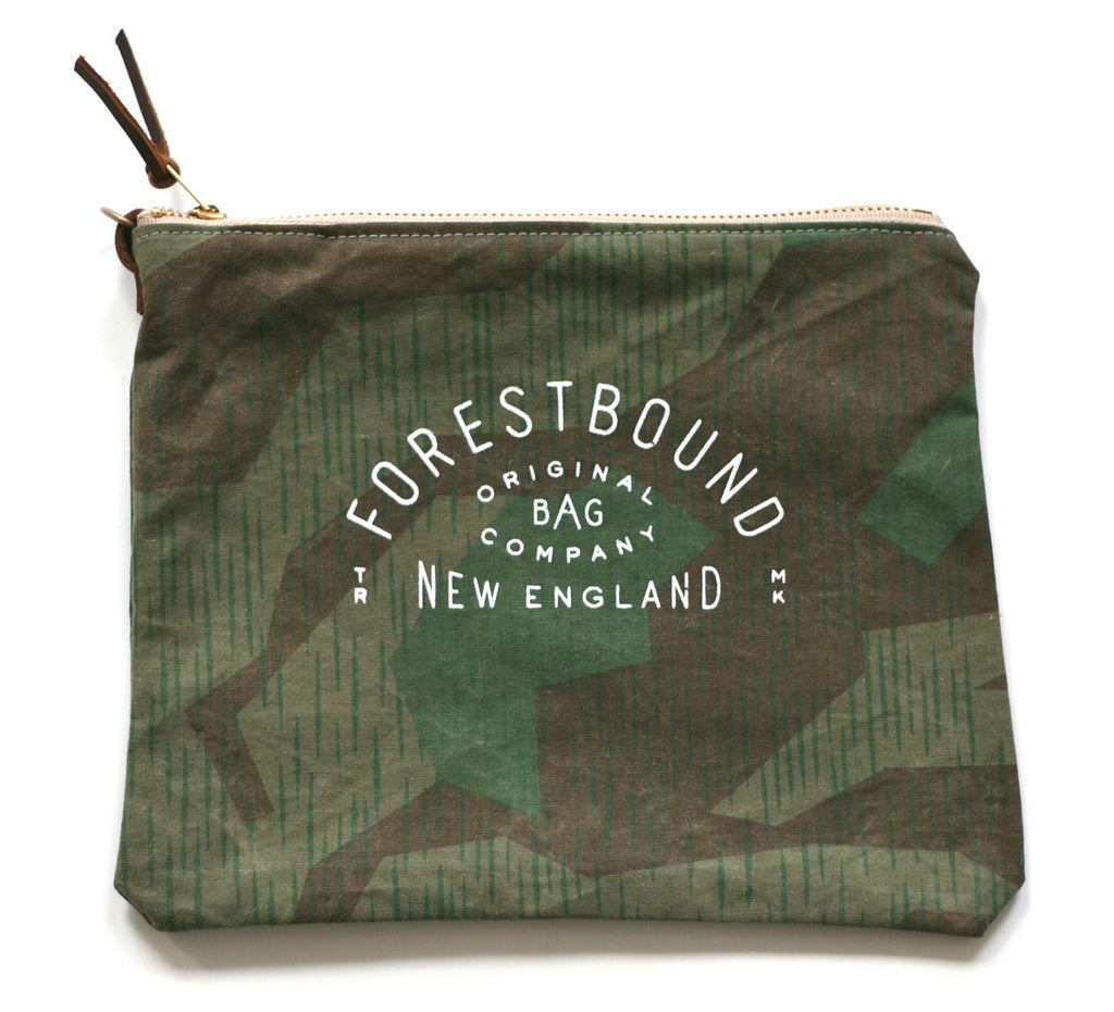 Forestbound Logo Utility Pouch