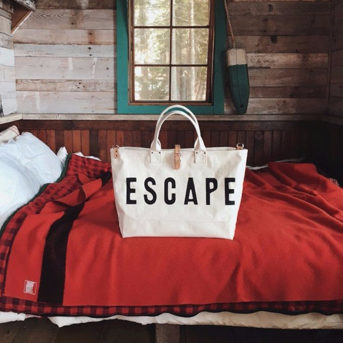 ESCAPE Cargo Bag w Shoulder Strap - Sample