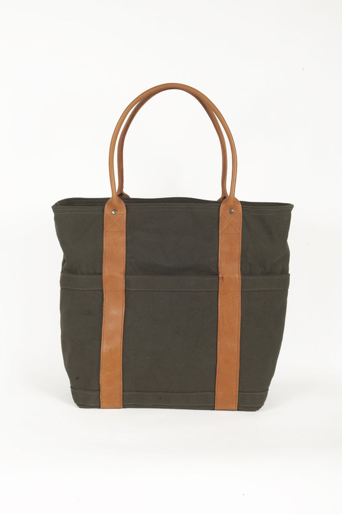 Greylock Zip-Top Carryall