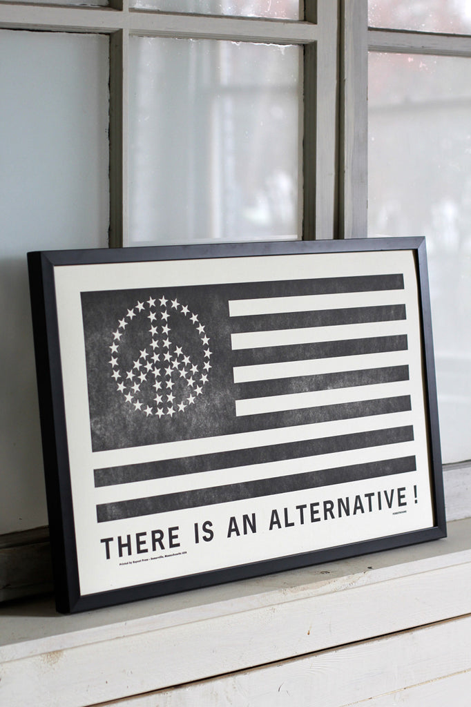 There is an Alternative Poster - Limited Edition