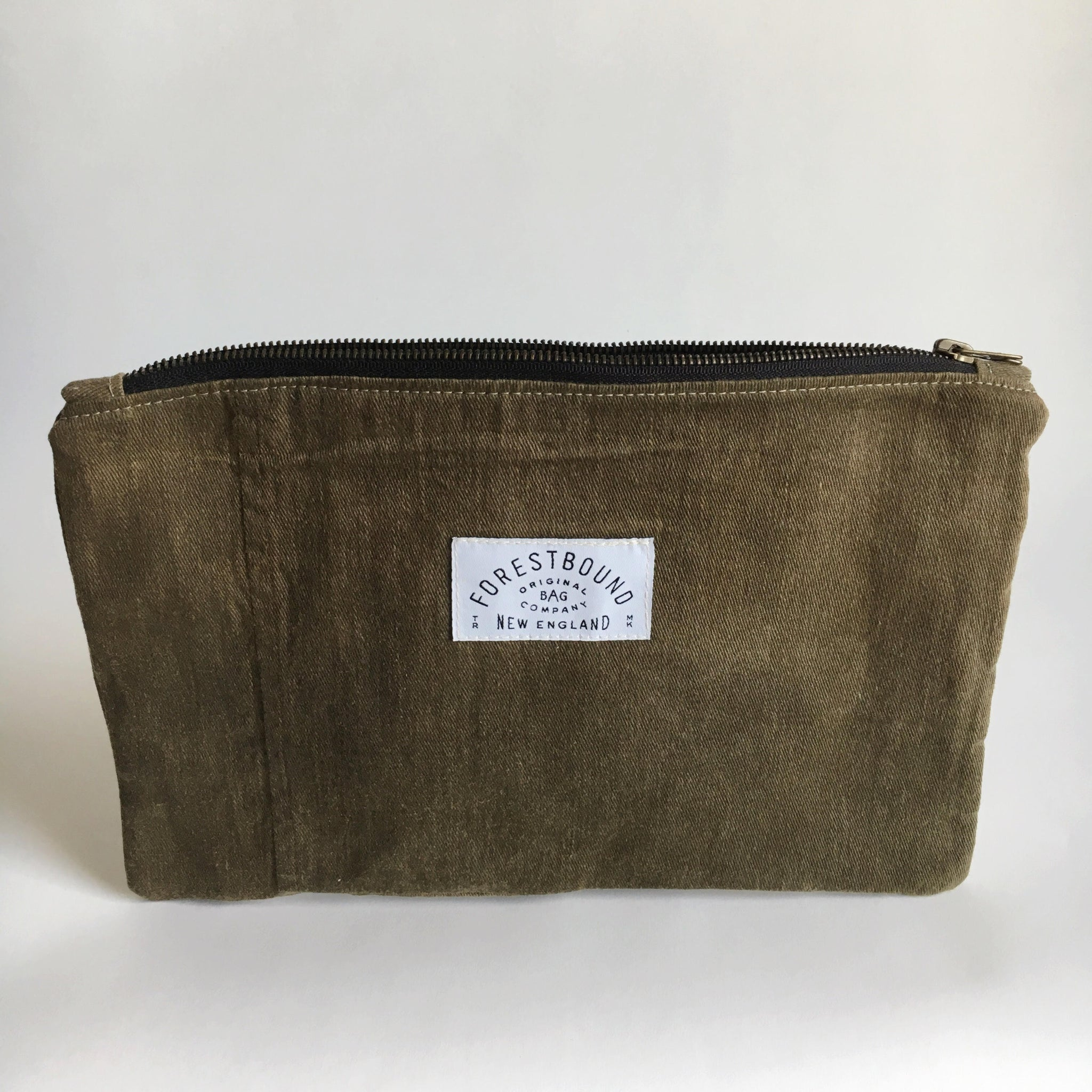 WW1 era Canvas Utility Pouch