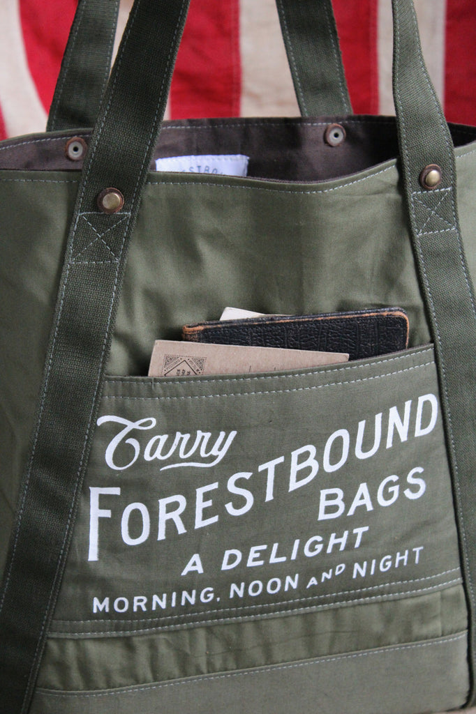 Forestbound Utility Tote