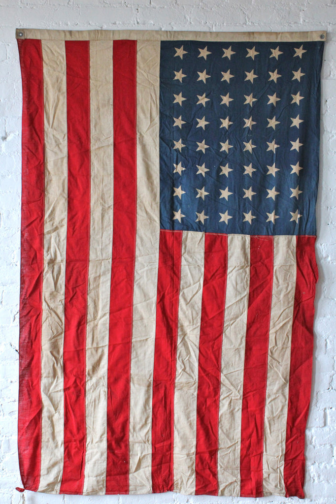 48 Star American Flag (Large)