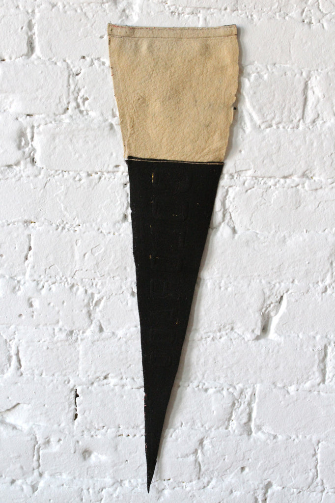 1930's era Colorado Felt Pennant