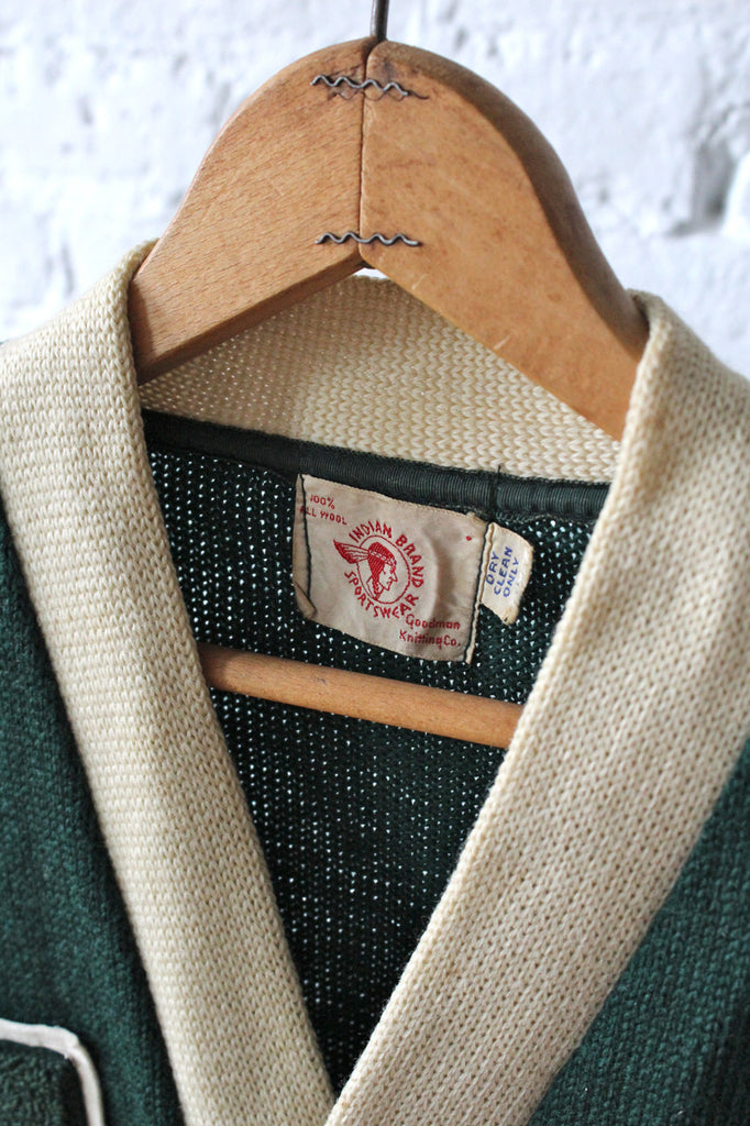 1940s Women's Varsity Sweater