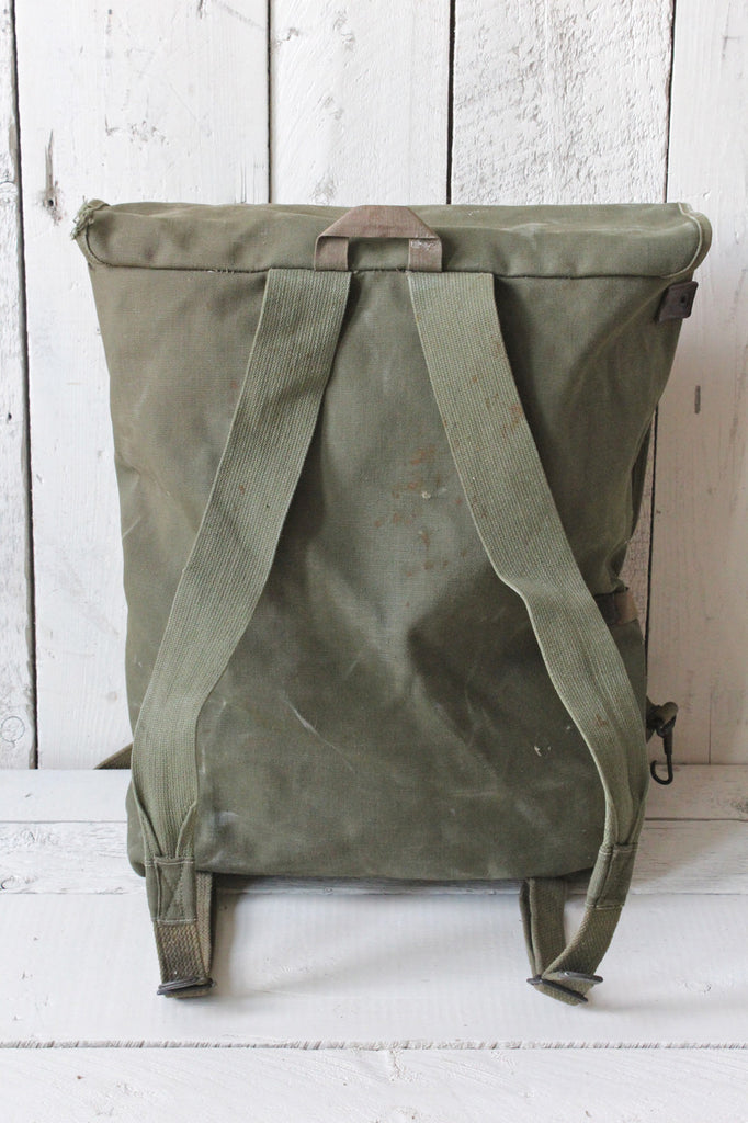 WWII era Military Ammo Backpack
