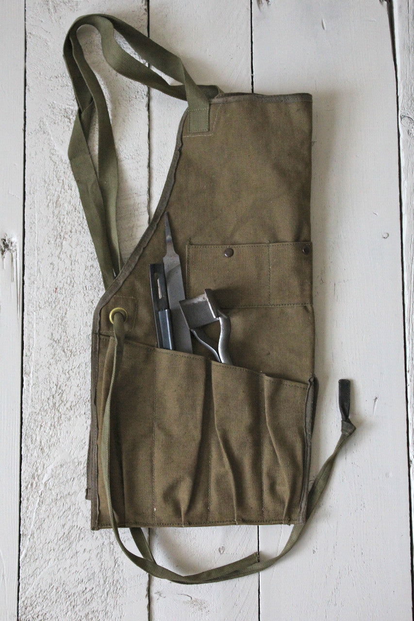 WWII era Mechanic's Apron