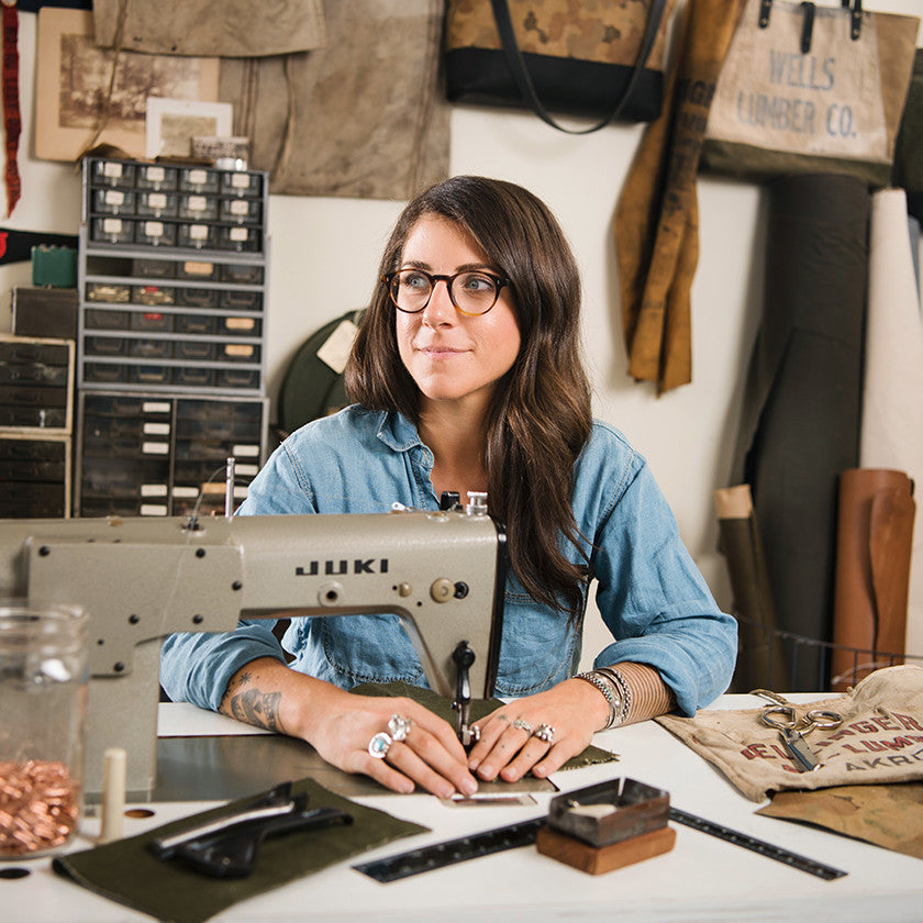 Meet Maker and Founder, Alice Saunders
