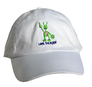 White Hat (Embroidered)