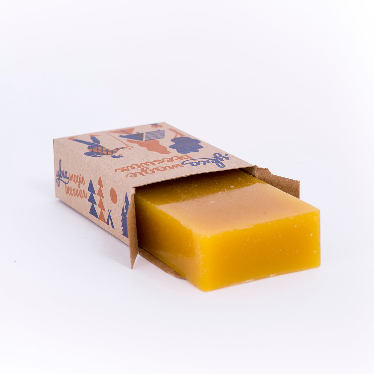 YKRA Impregnating wax beeswax ykra magic beeswax box