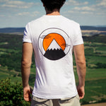 Circle Mountain Logo YKRA T-shirt