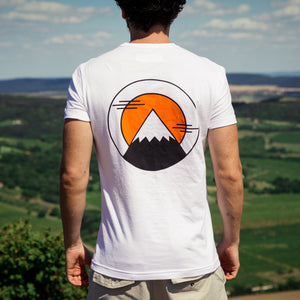 CIRCLE MOUNTAIN LOGO YKRA T-SHIRT - YKRA