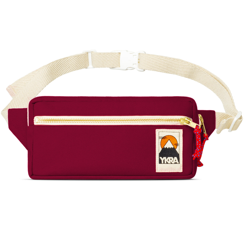 FANNY PACK - BORDEAUX - YKRA